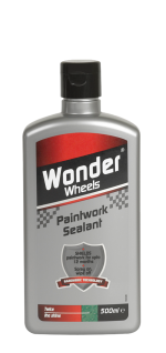 Unique patented formula seals paintwork for up to 12 months. The revolutionary Nanomeric polymer resin formula bonds to the paintwork, locking in the shine and protecting against fading, oxidising, surface damage and scratches. Creates a completely smooth surface to repel dirt, water and harmful UV rays. <a href='car-care/sealants/paintwork-sealant'>Read more</a>